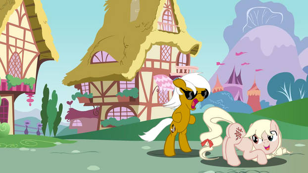 Pony Gangnam Style