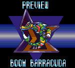 Boom Barracuda Super NES Entrance (Animated)