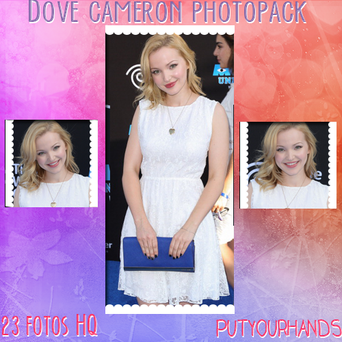 Dove Cameron photopack 03 by PutYourHands