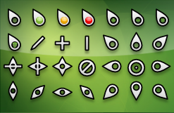 Gruppled Cursors by artrias