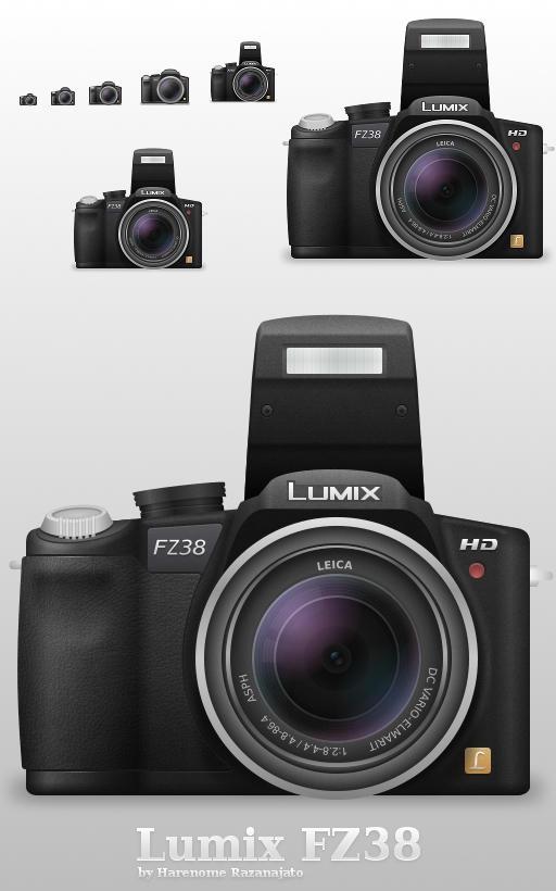 Lumix FZ38 by Kshegzyaj
