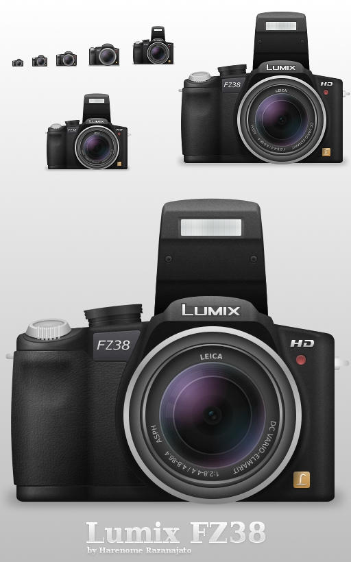 Lumix FZ38