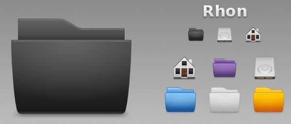 Rhon icons