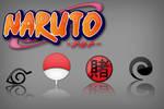 Naruto's logos