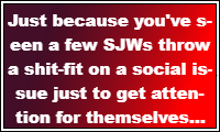 DeviantArt Animated Stamp #12 - All SJWs ain't bad by AlKend93