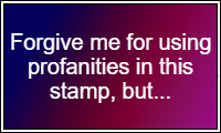 dA A. Stamp #13 - A rant by AlKend93