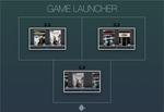 Game Launcher (XWidget)