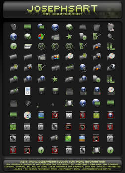 JosephsART IconPackager