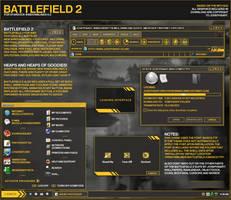 Battlefield 2 WindowBlinds by Josephs