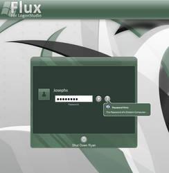 Flux Logon