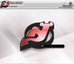 Devilish Bootskin
