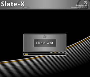 Slate-X Bootskin