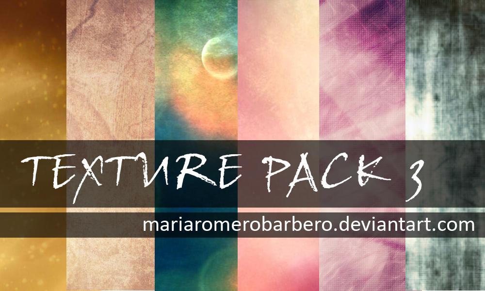 Texture pack 3 by mariaromerobarbero