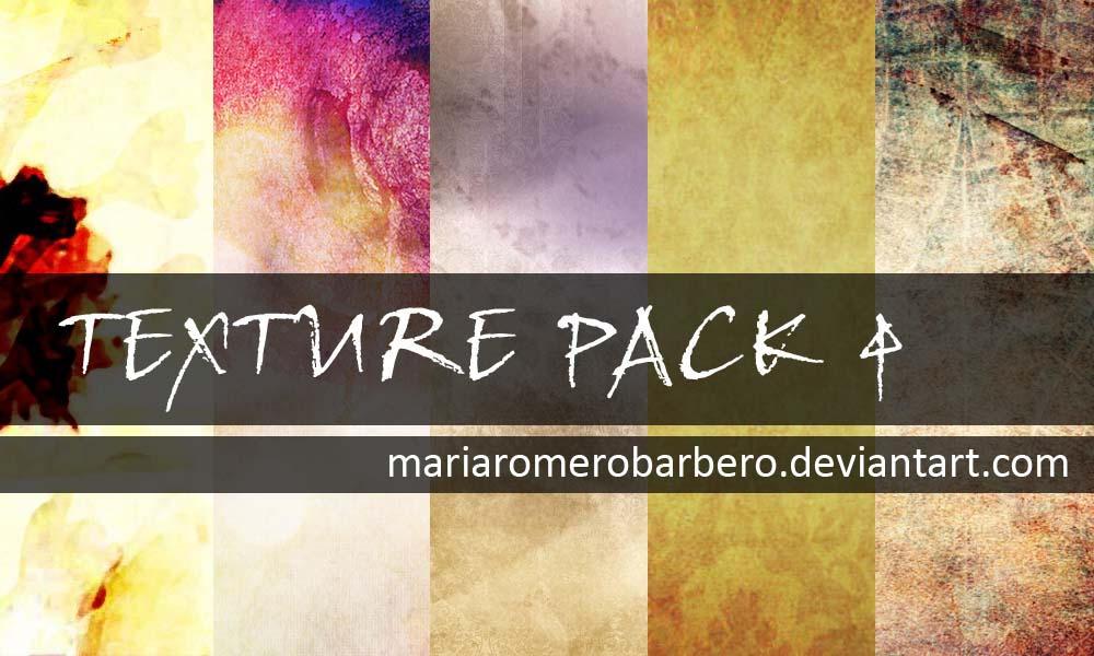 Texture pack 4 by mariaromerobarbero