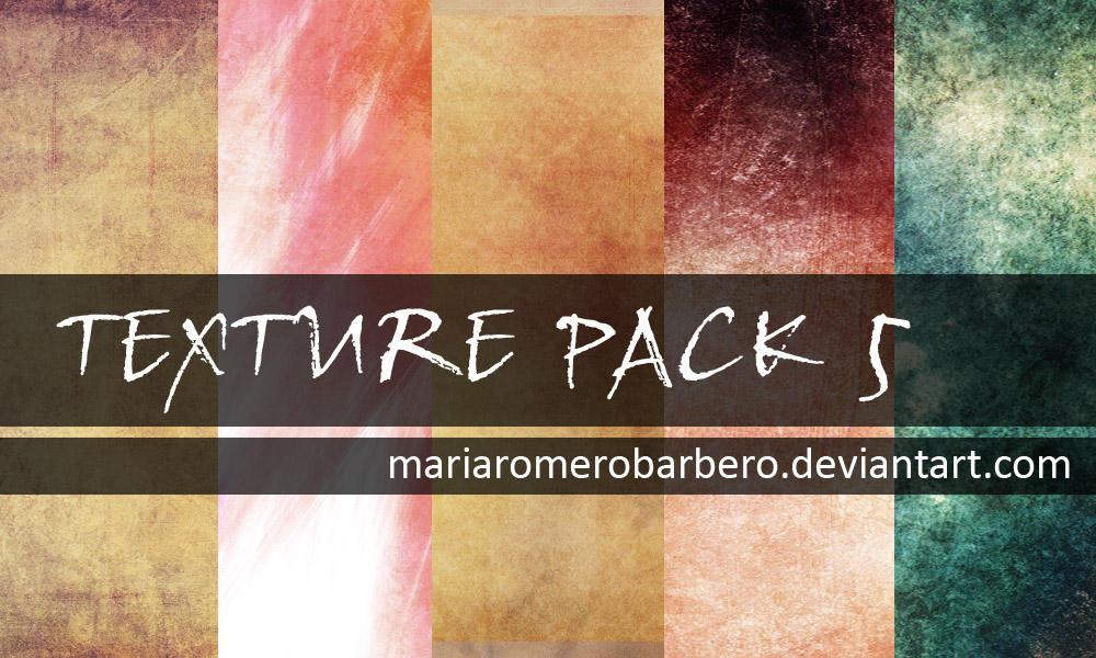 Texture pack 5 by mariaromerobarbero