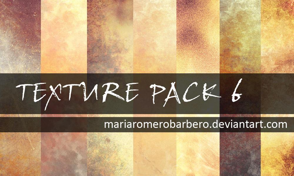 Texture pack 6 by mariaromerobarbero