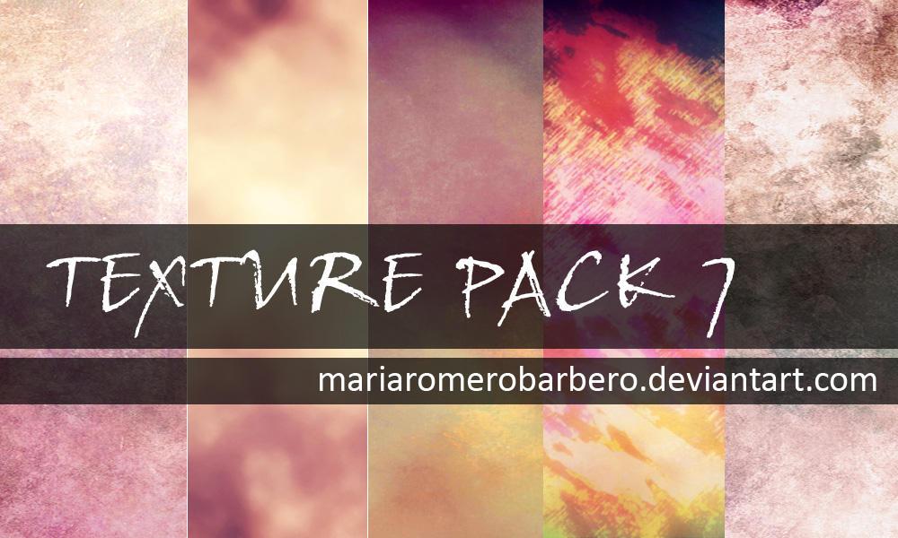 Texture pack 7 by mariaromerobarbero