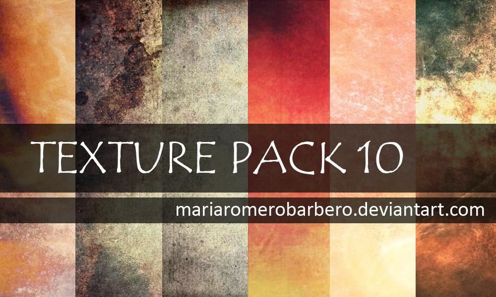 Texture Pack 10 by mariaromerobarbero