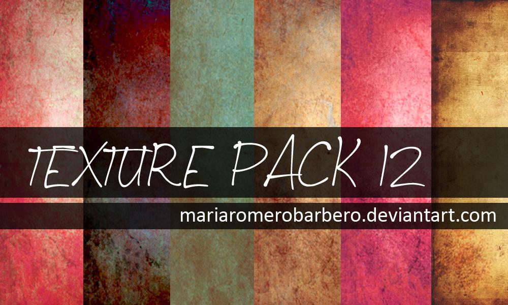 Texture Pack 12 by mariaromerobarbero