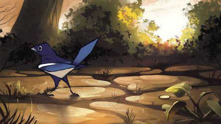 Magpie Animation