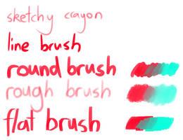 Mangastudio 5 Brushes