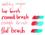 Mangastudio 5 Brushes