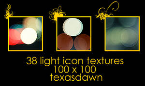 Light Texture Icons