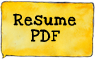 My Resume' by RedPaints