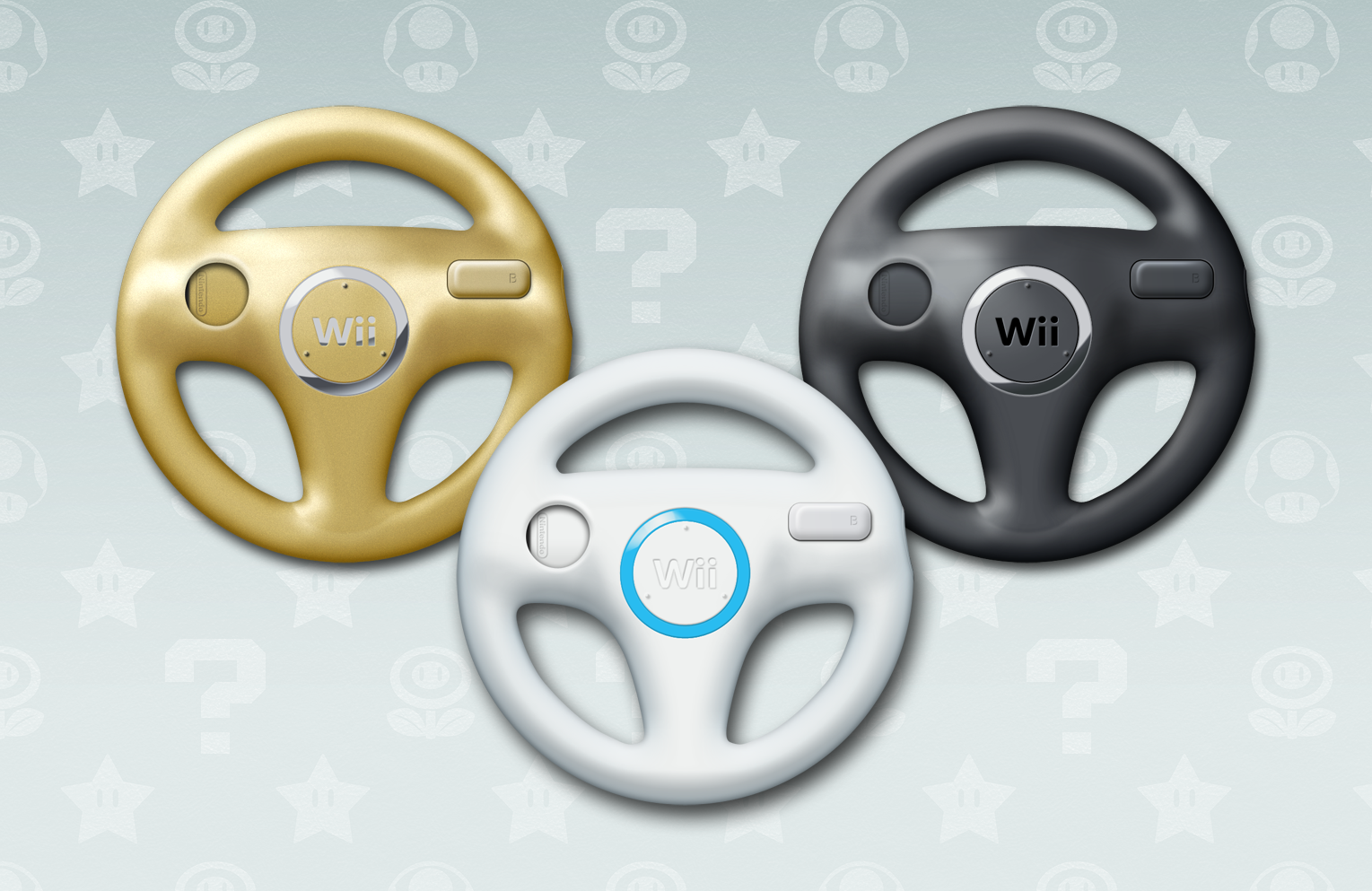 Wii Wheels v.2 by NeoRame