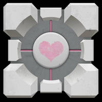 [Making of] Companion Cube by NeoRame