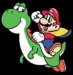 Work In Progress: Classic Mario and Yoshi