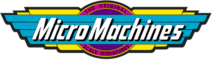 MicroMachines Logo by NeoRame