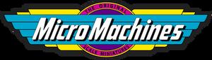 MicroMachines Logo
