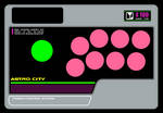 MadCatz FightStick SE - Astro City Design
