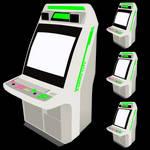 Sega New Astro City - Vector