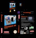 EverdriveN8 Custom Label + Box + SD Card Labels