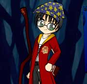 Harry Potter Dress Up Game by dressupwho