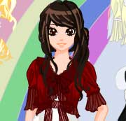 Anime Dress Up Game by dressupwho