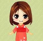 Kimono Chibi Dress Up Game