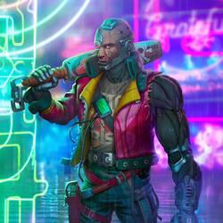 Darknet2020 - Bruiser (animated)