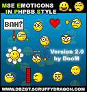 MSE-Emoticons_v2.0 by DoooM