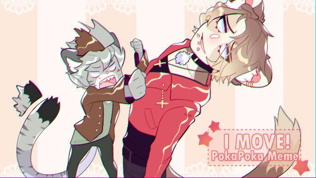 [OC] PokaPoka +Gif+
