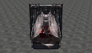 [XPS] Succubus Queen Bed