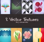 8 Vector Textures