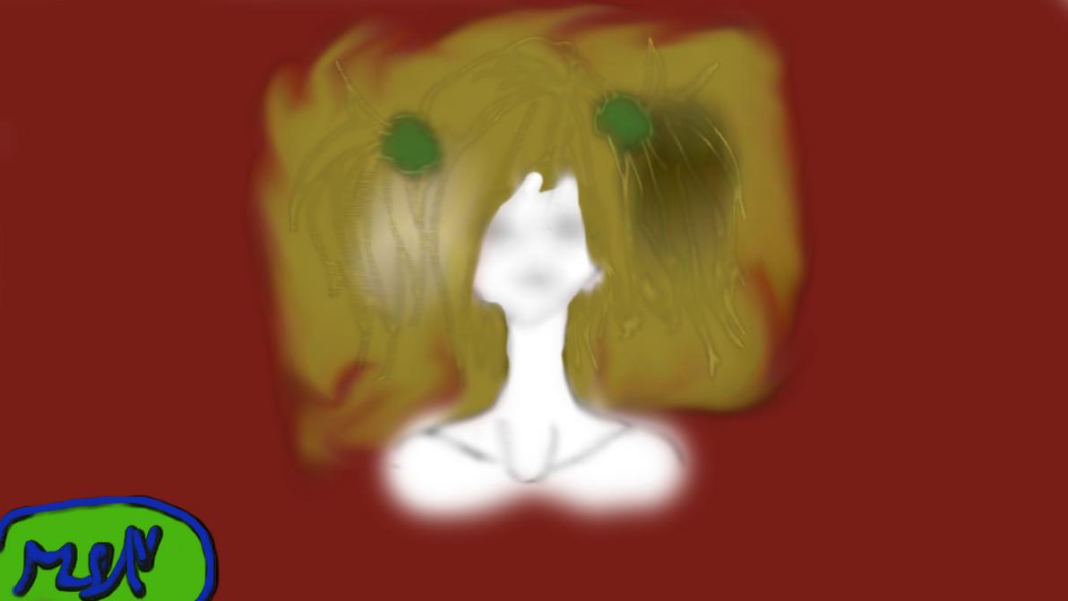 Shamrock Girl by MeggieLibraYin
