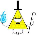 Bill Cipher by PlayTheFox