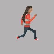 Girl 1b Run by RollToNotDie