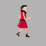Girl 2 Run by RollToNotDie