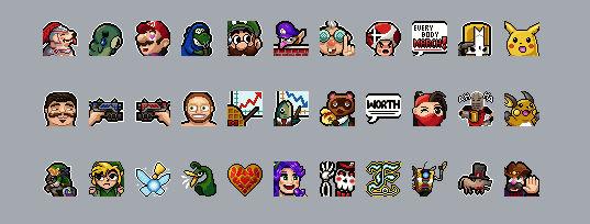 Pixelart Emotes Commissions