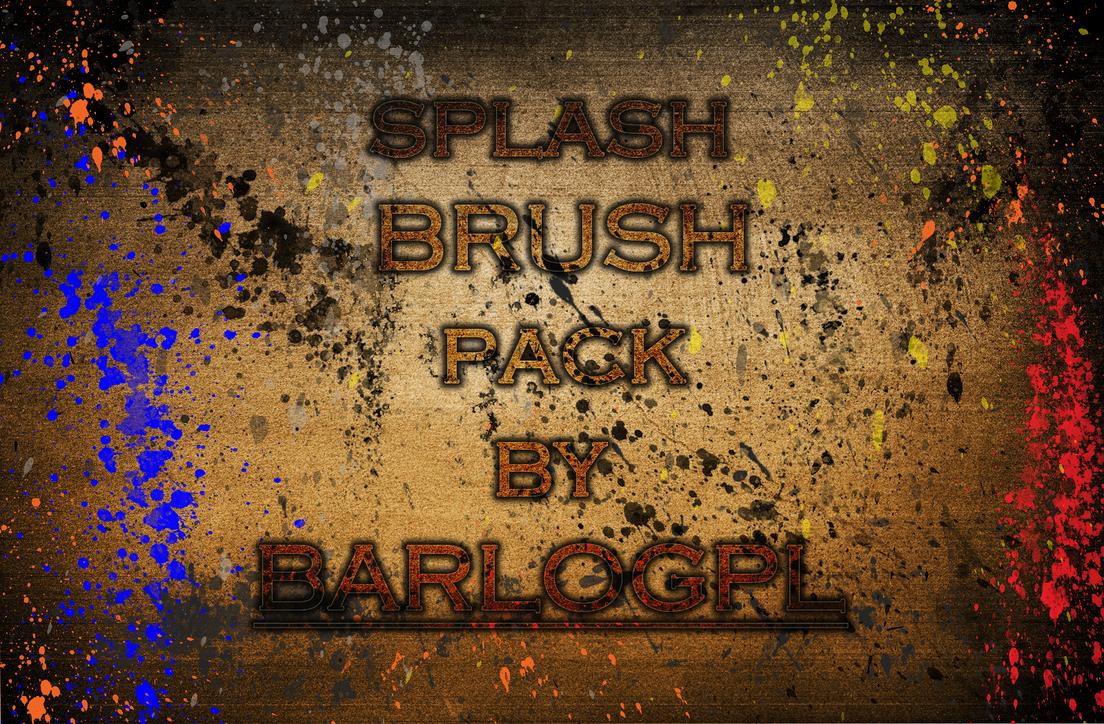 First Splash by Barlogpl